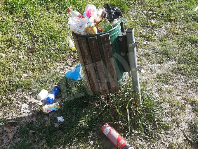 alba rifiuti san cassiano
