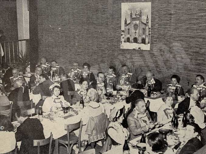 Fenoglio, la Famija albèisa e il carnevale stile anni Cinquanta