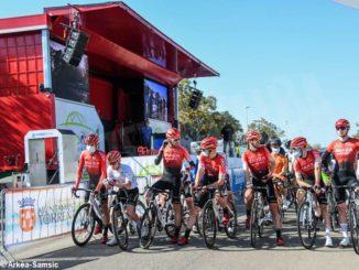Vuelta valenciana: Diego Rosa è trentottesimo nella cronometro 1
