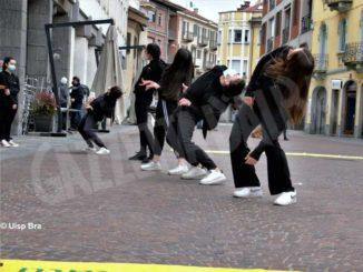 Flashmob della Uisp per riaprire sport e attività fisica