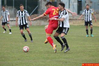Serie D: il Bra non va oltre lo 0-0 nel turno infrasettimanale con l'Arconatese 1