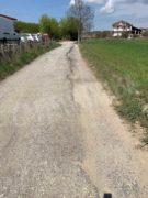Nelle campagne tra Bra e Pollenzo buche e rifiuti la fanno da padroni 8