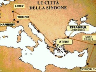 La Sindone: il lungo e tormentato viaggio dall'Oriente all'Occidente 1