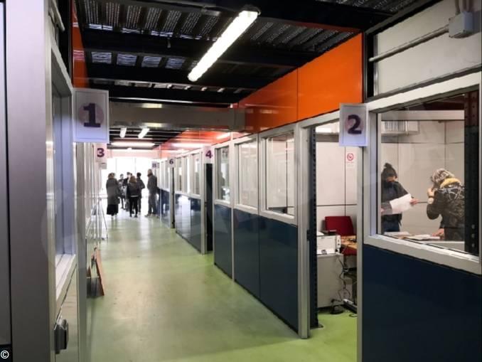 centro vaccinale Asti