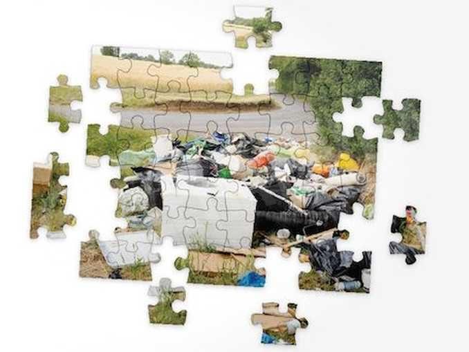 Parte la campagna di sensibilizzazione contro l'abbandono di rifiuti 1