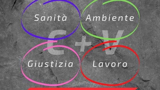 Elezioni autunnali: nasce Con + voce, alleanza per la salute, l'ambiente, la giustizia sociale e il lavoro