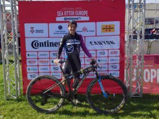 Mountain bike: Costanza Fasolis ha iniziato la stagione con un ottimo quarto posto in Spagna 1