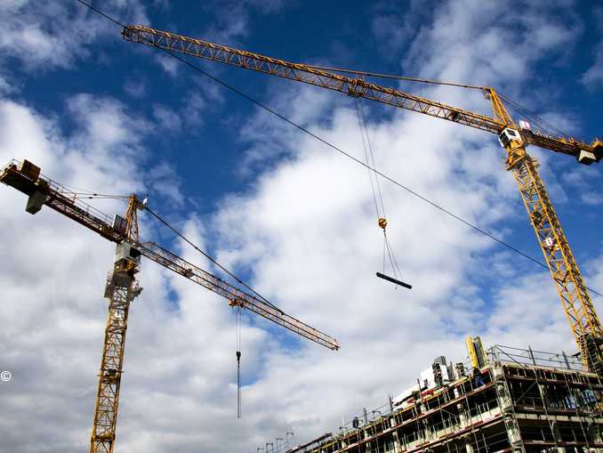 ediliza gru costruzione
