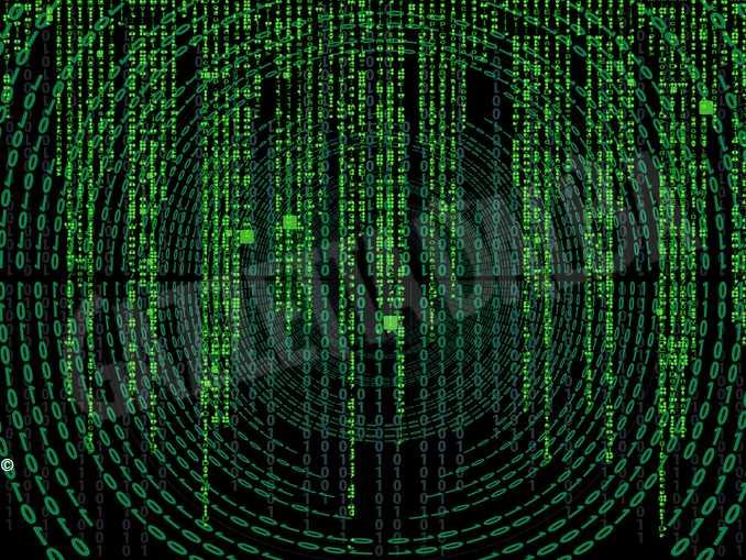 hacker computer matrix