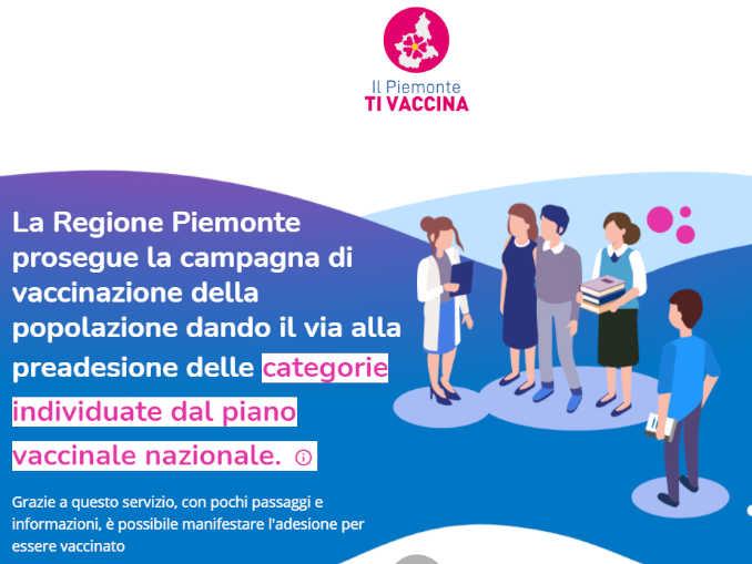 home sito vaccinazioni
