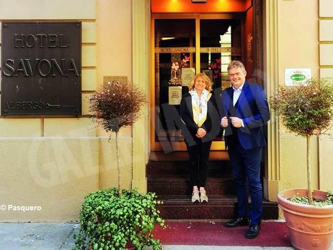 L'hotel Savona rinasce sotto il  segno di Morra