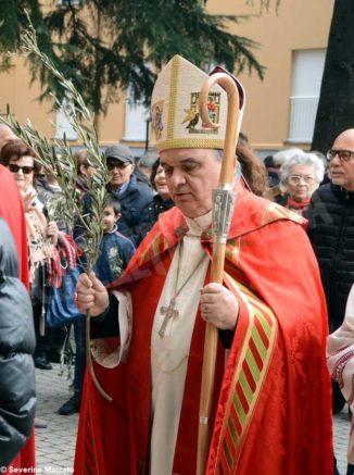 Messaggio del vescovo Brunetti: «L'Italia ratifichi il trattato Onu contro le armi nucleari»