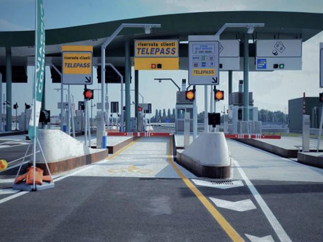 nuovo casello autostradale di ingresso a Marene