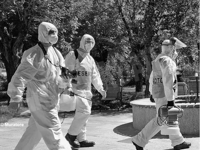 Anziani al tempo della pandemia 3