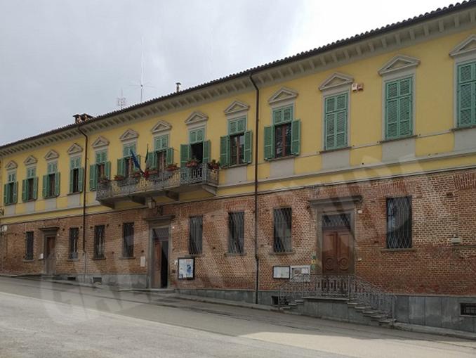palazzo comunale Ceresole