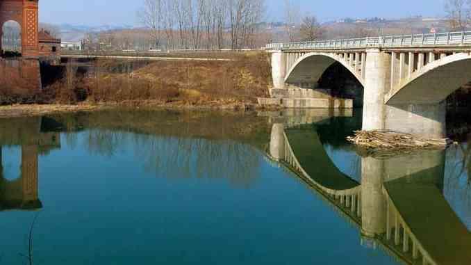 Via libera al progetto di consolidamento del ponte di Pollenzo