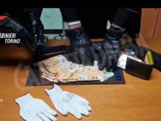 Rapina un ufficio postale: arrestato nell'Astigiano un pregiudicato