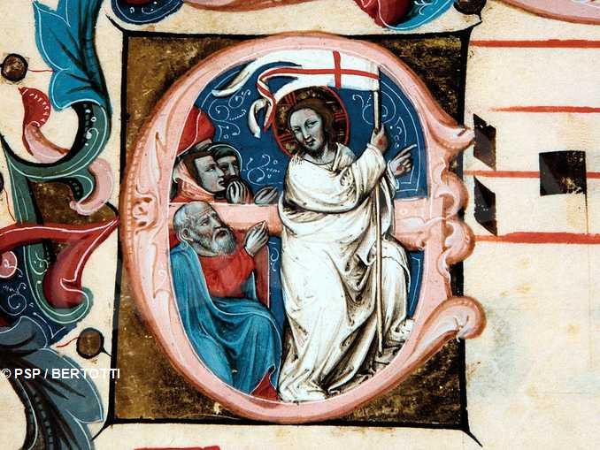 risurrezione Gesu Cristo