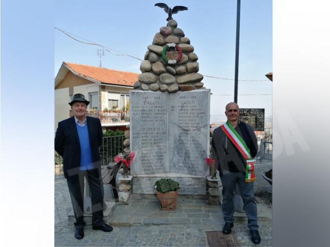Festa della liberazione a Rodello