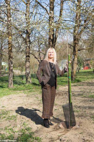 Un nuovo bosco di piante tartufigene al parco di San Cassiano 1