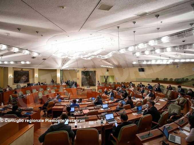 seduta consiglio regionale piemonte