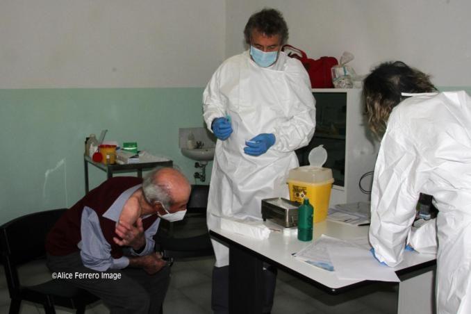 """Monchiero aderisce al progetto """"Mercoledì vaccinale – con punto mobile periferico"""" dell'Asl Cn2 (FOTO e VIDEO-INTREVISTE) 10"""