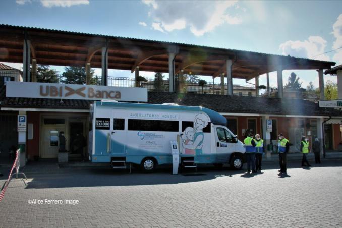 """Monchiero aderisce al progetto """"Mercoledì vaccinale – con punto mobile periferico"""" dell'Asl Cn2 (FOTO e VIDEO-INTREVISTE) 15"""