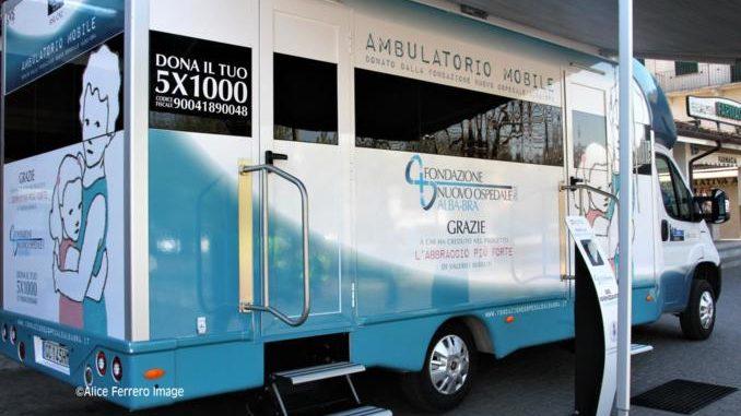 """Monchiero aderisce al progetto """"Mercoledì vaccinale – con punto mobile periferico"""" dell'Asl Cn2 (FOTO e VIDEO-INTREVISTE)"""