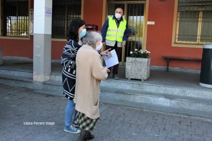 """Monchiero aderisce al progetto """"Mercoledì vaccinale – con punto mobile periferico"""" dell'Asl Cn2 (FOTO e VIDEO-INTREVISTE) 4"""