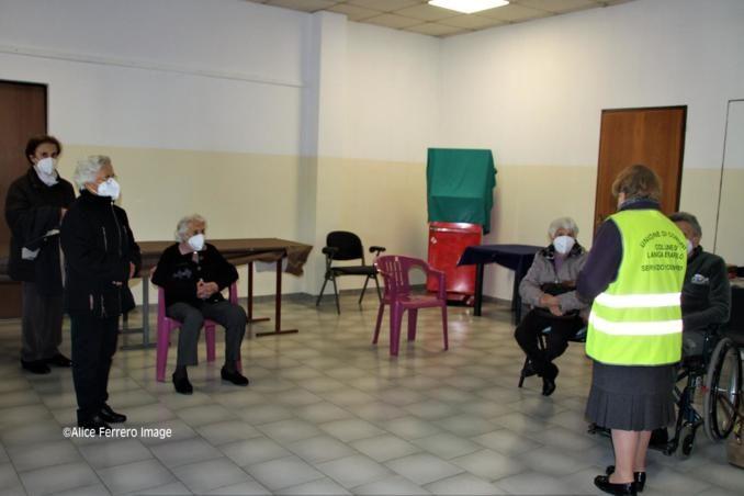 """Monchiero aderisce al progetto """"Mercoledì vaccinale – con punto mobile periferico"""" dell'Asl Cn2 (FOTO e VIDEO-INTREVISTE) 6"""