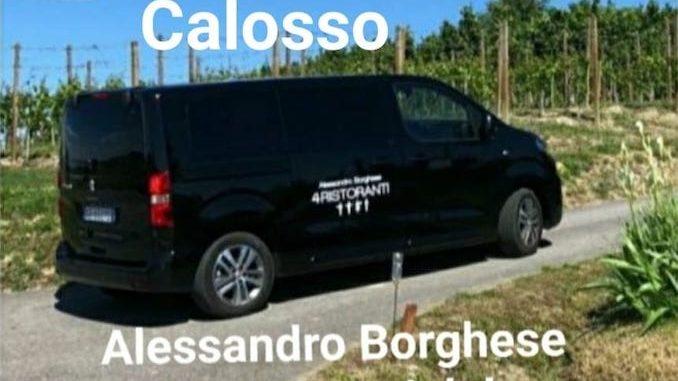 4 ristoranti con Alessandro Borghese tra le colline del Moscato d'Asti