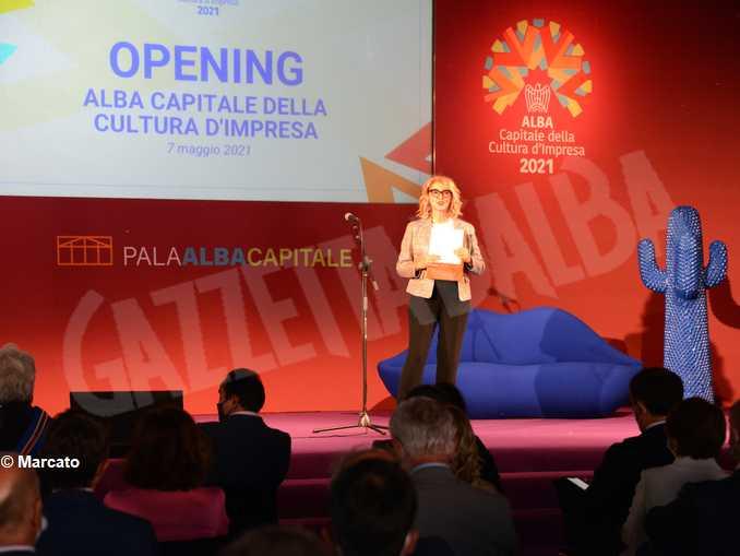 Alba capitale opening 21
