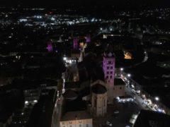 Arriva il Giro d'Italia: Egea illumina di rosa 7 luoghi simbolo 2