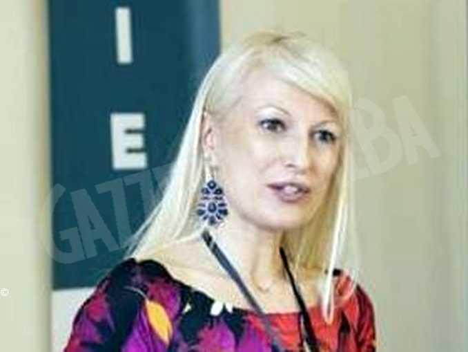 Antonella Bolla – presidente fondazione Scuola Materna Città di Alba
