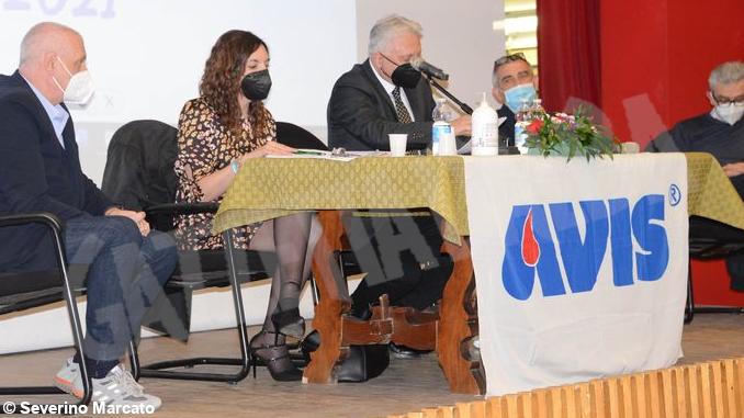 Avis Alba conferma il direttivo e premia 120 donatori benemeriti