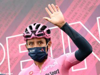 Giro d'Italia: Fortunato doma lo Zoncolan, Bernal è sempre più in rosa