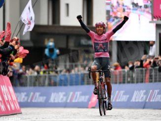Giro d'Italia: Sobrero ventiseiesimo nel grande giorno di Bernal. In Francia Rosa si piazza al tredicesimo posto 1