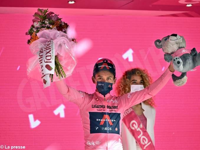 Giro d'Italia: sullo sterrato toscano vince lo svizzero Schmid. Sobrero è quarantasettesimo 1