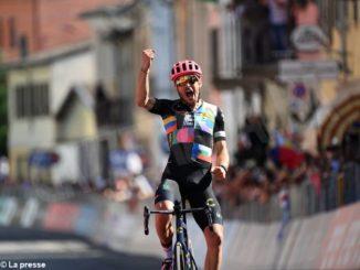 Al Giro d'Italia vince Bettiol. Sobrero è quarantottesimo. Domani la corsa torna in Piemonte