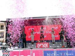 Taco Van Der Hoorn vince la tappa 3 del Giro d'Italia, Filippo Ganna ancora in Maglia Rosa 4