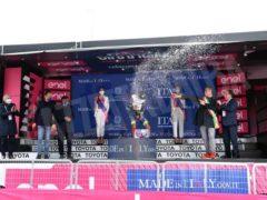 Taco Van Der Hoorn vince la tappa 3 del Giro d'Italia, Filippo Ganna ancora in Maglia Rosa 5