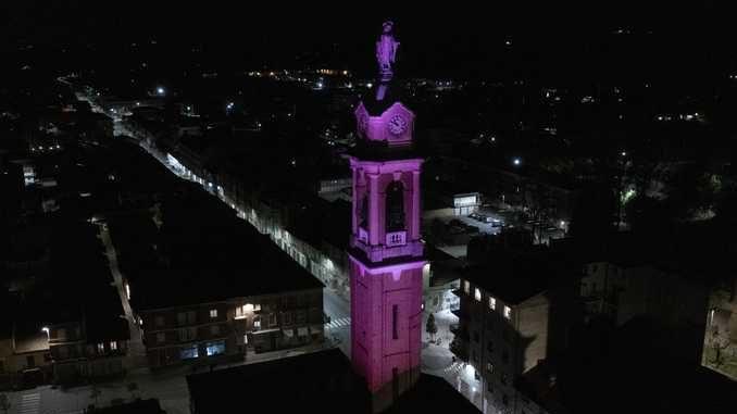 Arriva il Giro d'Italia: Egea illumina di rosa 7 luoghi simbolo 4