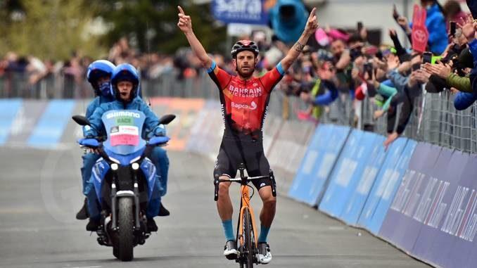Al Giro giornata di gloria per Caruso. Sobrero è sessantesimo. Domani l'epilogo a Milano