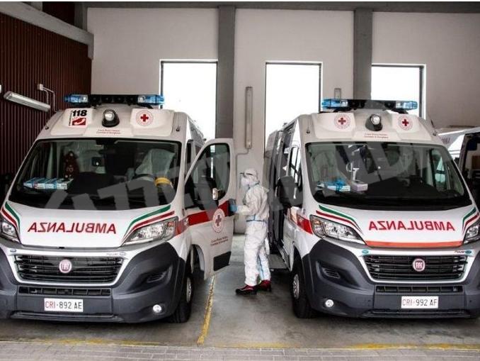 Croce rossa italiana ricordata nel Consiglio regionale del Piemonte