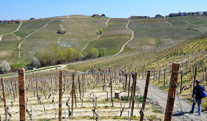 Evento di primavera al santuario di Castiglione Tinella