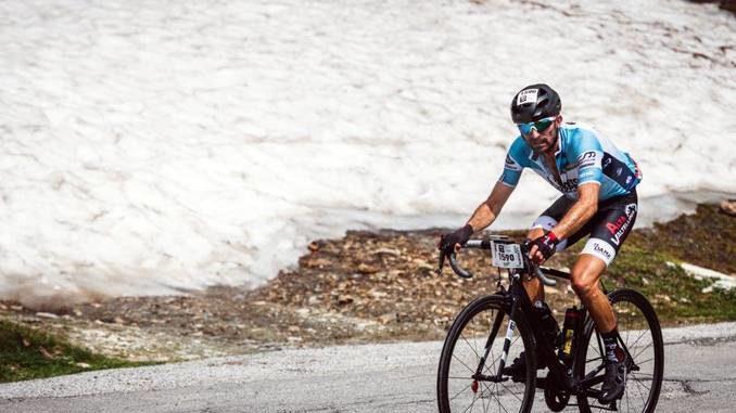 La gran fondo Fausto Coppi raccoglie fondi per sistemare le strade di montagna