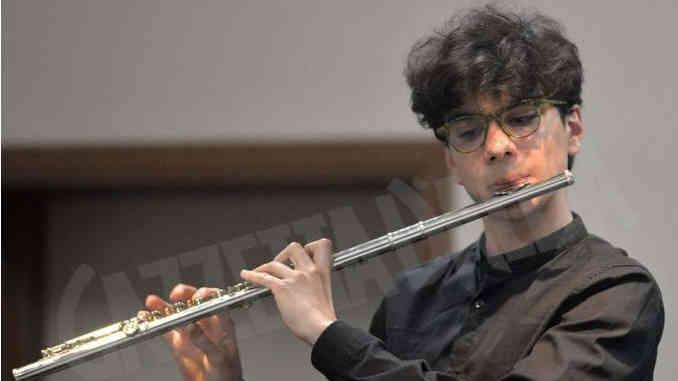 Il flauto traverso di Federico Altare
