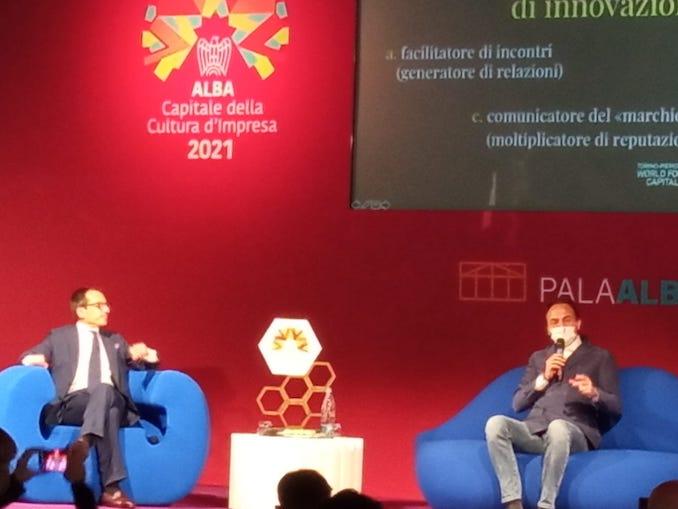 Federico Francesco Ferrero e Alberto Cirio