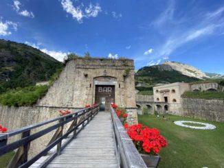 Il forte di Vinadio riapre al pubblico domenica 9 maggio: visite su prenotazione