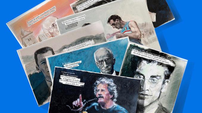 Poste Italiane: annullo filatelico speciale  per il Premio Ancalau 2021 1